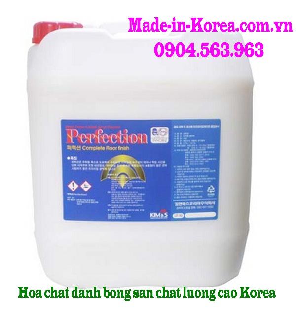 Hóa chất đánh bóng sàn chất lượng cao Korea Perfection