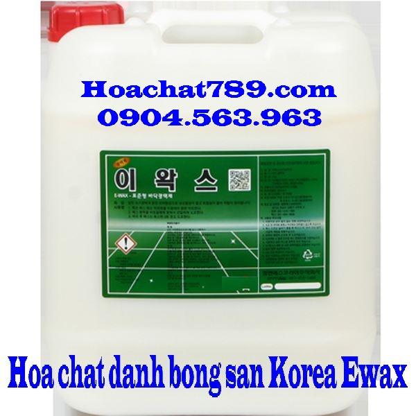 Hóa chất đánh bóng sàn Ewax