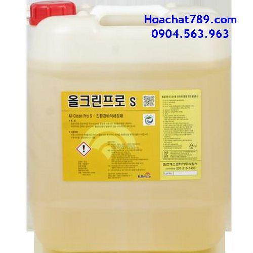 Hóa chất làm sạch sàn Gốm All clean pro Hàn Quốc