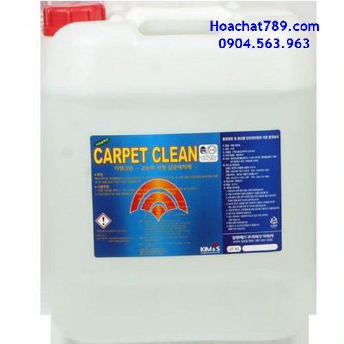 Hóa chất giặt thảm Carpet clean Hàn Quốc