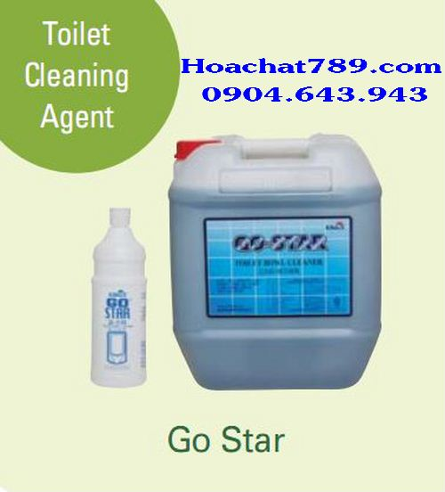 Toilet Cleaning Agent Go Star