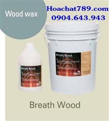 Hóa chất đánh bóng sàn gỗ BREATH WOOD