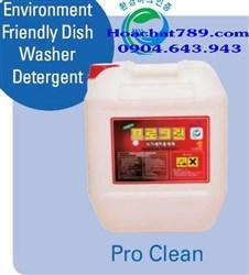Nước rửa bát cho máy công nghiệp  PRO CLEAN nhập khẩu Hàn Quốc