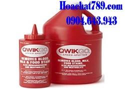 Hóa chất tẩy điểm máu QWIKGO