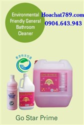 Environmental Friendly General Bathroom Cleaner Go Star Prime