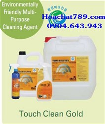 Multi-Purpose Cleaning Agent Touch Clean Gold