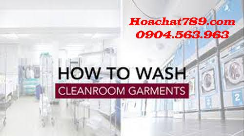 Quy chuẩn giặt đồ phòng sạch