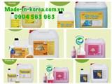 Bộ hóa chất vệ sinh tẩy rửa nhà bếp chuyên nghiệp chất lượng cao Hàn Quốc