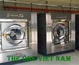 Máy giặt công nghiệp 100kg Paros Hàn Quốc