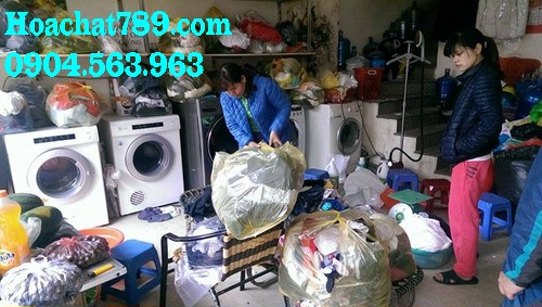 Laundry service in Ha noi and surrounding area
