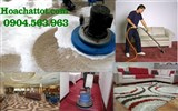 Professional carpet cleaning in Me Linh Hanoi