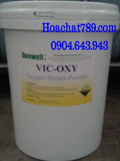 Oxy bleach for color powder VIC OXY