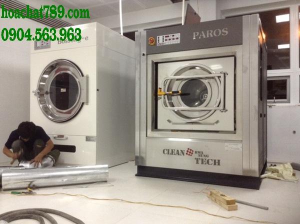 Dịch vụ sửa chữa thiết bị giặt công nghiệp